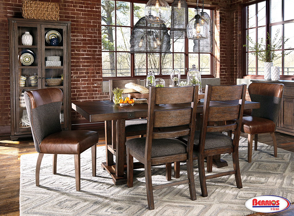 670 Zenfield Dining Room Set Image 1