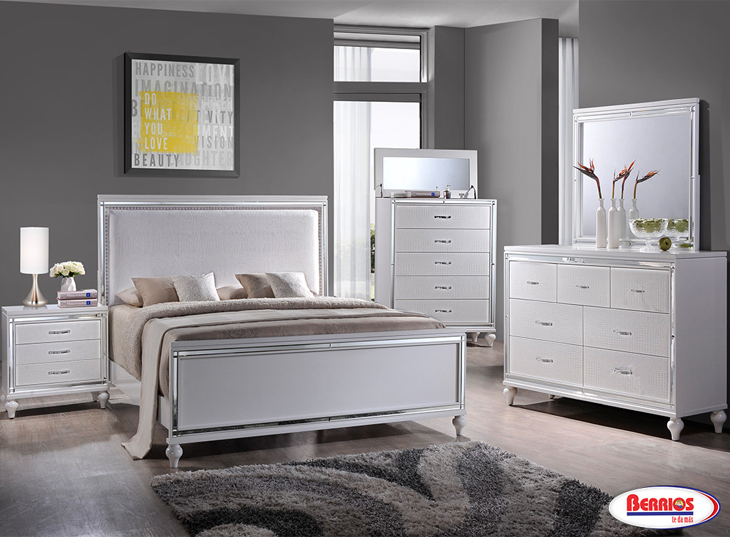 100 White Bedroom Sets   Berrios Te Da Más