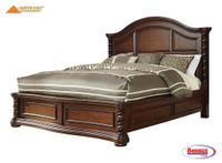 667 Brennville King Bed