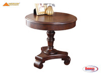 496 Brookfield End Table Dark Brown