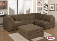 9377 Sectional Living Room