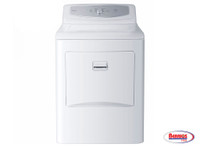 62156 Haier Super Capacity 6.5 cu.ft. Electric Dryer