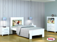 Futebol Juvenile Bedroom Sets - Twin