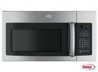 71010 GE® 1.6 CU. FT. OVER-THE-RANGE MICROWAVE OVEN