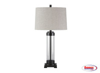 66173 Talar Glass Table lamp