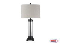 66173 Talar Glass Table lamp