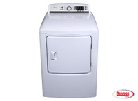 65067 Midea Electric Dryer - White