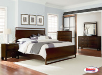 8460 Manhattan Contemporary Queen Bedroom Sets