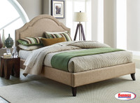 70905 Linen Cathedral Bed