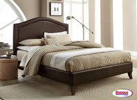 70908  Brown Camel Bed