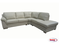 6356 Beige Sectional Living Room