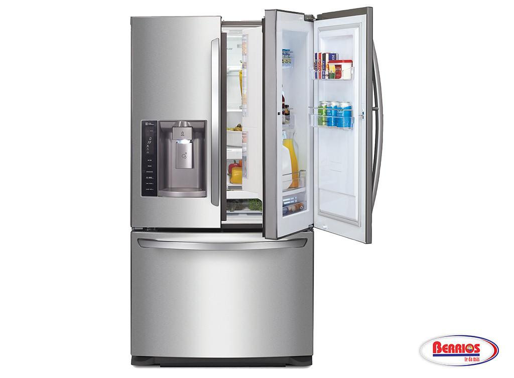Ultra Capacity 3 Door French Door Refrigerator W/ Door In Door®