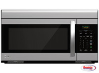 70856 LG 1.6 cu. ft. Non-Sensor Over the Range Microwave Oven