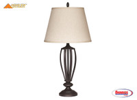 64876 Mildred Table Lamp