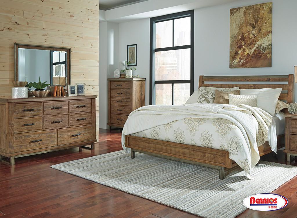 b663 dondie bedroom sets - berrios te da más