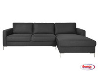 5590 Gray Module Sectional Living Room