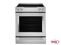 66055 Kitchenaid | Estufa Eléctrica Stainless Steel 30""