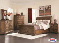 203891 Elk Grove Bedroom Sets