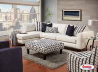 341 Bopper Natural Sectional Living Room