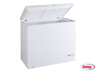 62165 Midea Freezer 7' Man-DEF White