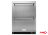 65070 Kitchenaid | Nevera Doble Cajón de 4.7' Stainless Steel