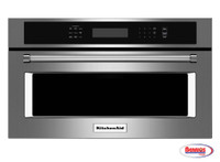 "66083 Kitchenaid | Microondas ""30 inch. Built In Microwave Oven with Convection Cooking"""