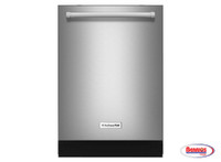 "66033 Kitchenaid | Lavaplatos ""44 dBA with Dynamic Wash Arms and Bottle Wash"""