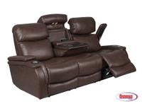 445 Jazz Chocolate Recliner Living Room