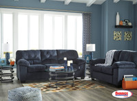 Combo 8 Pcs. | 95402 Dailey Midnight Living Room