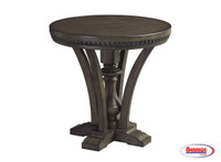 66795 Larrenton Round End Table