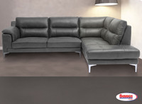 2076 Andrew Grey Sectional Living Room