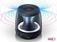 71877 Speaker LG Portable with Light | 360 Sound Degree