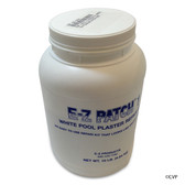 POOL AND SPA CHEMICALS   10# PLASTER PATCH 4/CS    E-Z PATCH #1 WHITE   EZP-002