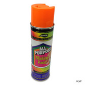 PVC SPRAY PAINT | SPRAY PAINT FLUORESCENT ORANGE | ORANGE MARKING SPRAY PAINT | 1392