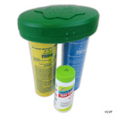 FROG KING TECHLOLOGIES | FLOATING SYSTEM WITH TEST STRIP 12 COUNT | SPA FROG | 1143882 | 1/14/3882