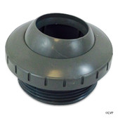 "WATERWAYS | 1.5"" MPT GRAY EYE BALL WITH 1"" HOLE 