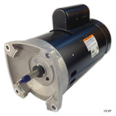 A.O. SMITH MOTORS | 208-230/115V 1.65 SF 56Y FRAME | MOTOR | SQUARE FLANGE 1HP 3450 RPM | B2841V1  | MOTOR