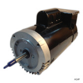 Emerson | TWO SPEED WITH TIMER SWIMMING POOL MOTOR C FRAME | CFACE 1HP FREEZE PROTECTION | EB2975T