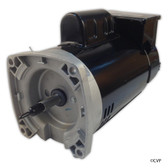 Emerson | TWO SPEED WITH TIMER SWIMMING POOL MOTOR SQUARE FLANGE | SQ 1 1/2HP FREEZE PROTECTION | EB2983T