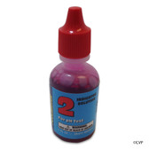 POOLMASTER | POOL SPA TEST KIT SOLUTION #2 PHENOL RED 1 OZ | 23262
