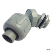 ELETRICAL | 90^ NM LT ADJ ELBOW 1/2"