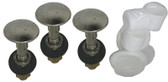 S. R. SMITH | MOUNTING KIT, 3 BOLT, 3 BOLTS | 69-209-032