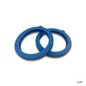 POOLVERGNUEGEN | THE POOL CLEANER TIRE SOLID WITH SUPER HUMP BLUE | 896584000-938
