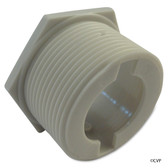POLARIS | UNIVERSAL PRESSURE CLEANER WALL FITTING WHITE | 6-500-00