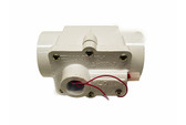 "Grid Controls | FLOW SWITCH | 1-1/2"" PVC SLIP CONNECTION - 1AMP - GRID MODEL 2 