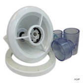 Balboa Water Group | JET ASSEMBLY | THERA'SSAGE WHITE | 16-5550WHT