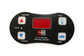 Allied Innovations | OVERLAY | LX-10 - 4-BUTTON | 9916-101132