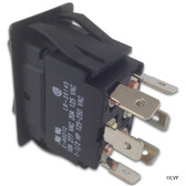 Generic | Rocker Switch, DPDT Center Off | 60-555-1606