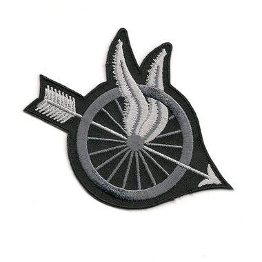 Subdued Wheel w/ Wings