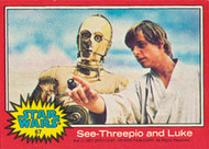 1977 Topps Star Wars Series 2 Card Set (66)